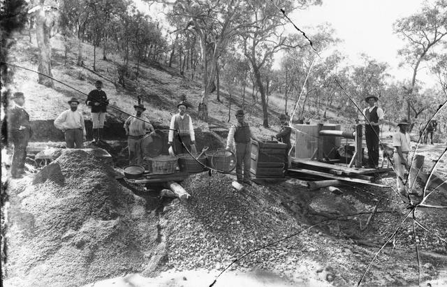 gold rush 1851