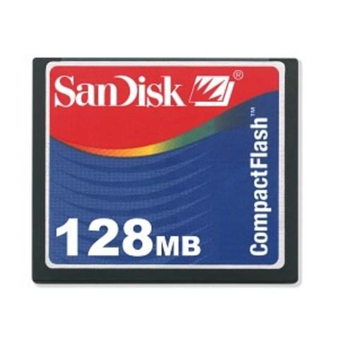 La mémoire Compact Flash