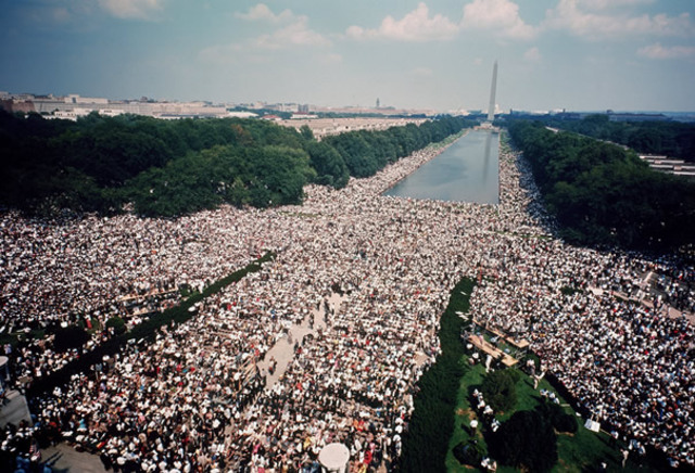 March on Washington Significance