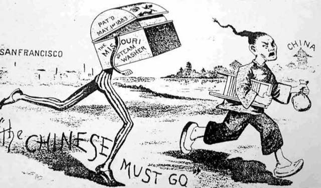 The Gilded Age - Chinese Exclusion Act