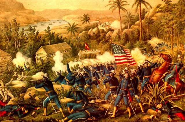 The Age of Imperialism - Spanish American War