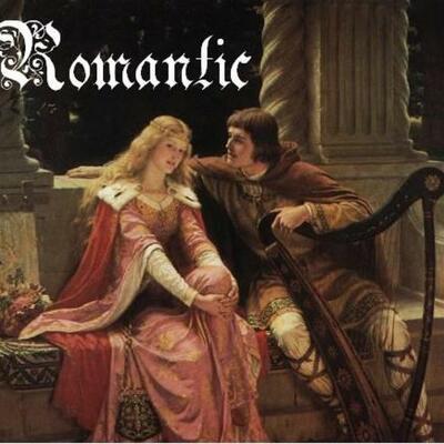 Romantismo na Europa  timeline