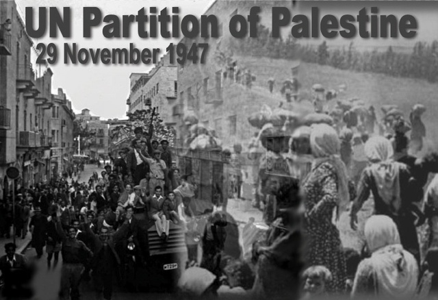 UN Partition: Israel a Jewish State