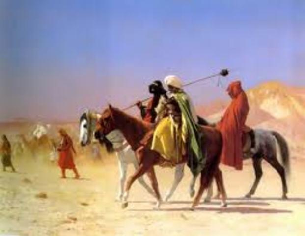 Se dio a conocer los trabajos de los arabes