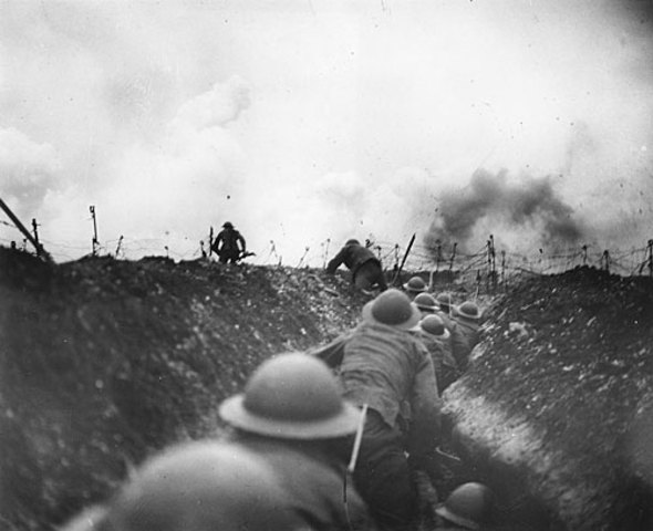 second battle of Marne