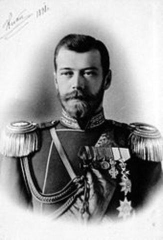 Kaiser William II was abdicated