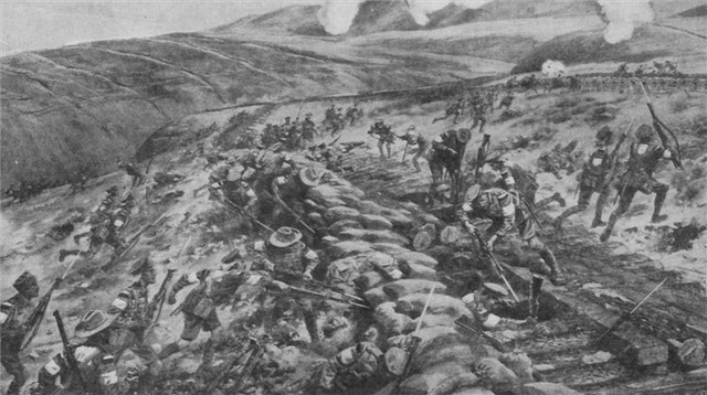 Battle of Lone Pine