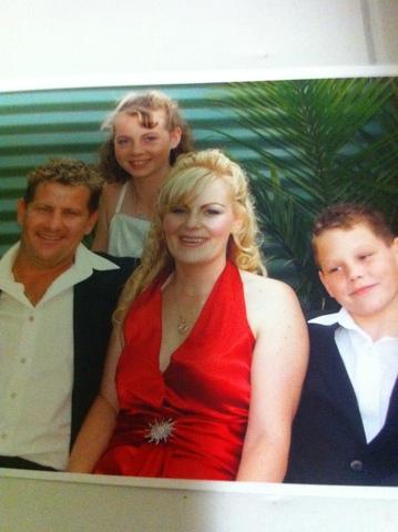 Mum and Dads wedding