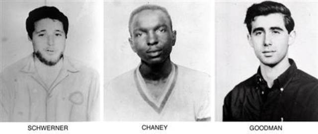 Civil Rights Workers Killed