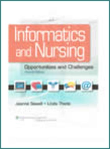 Nursing Informatics Competencies  & Literacy