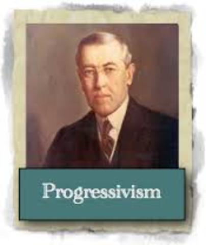 Goal: 7 Woodrow Wilson