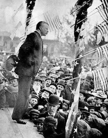 Goal 7: Theodore Roosevelt