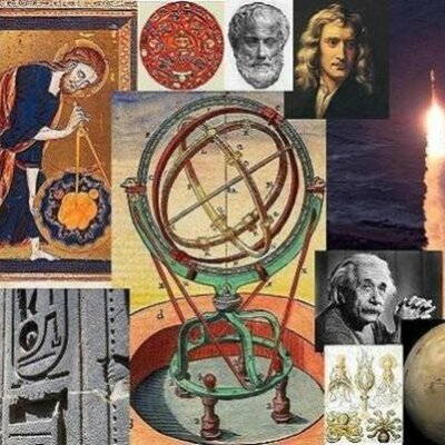 Famous Scientists and their place in History timeline