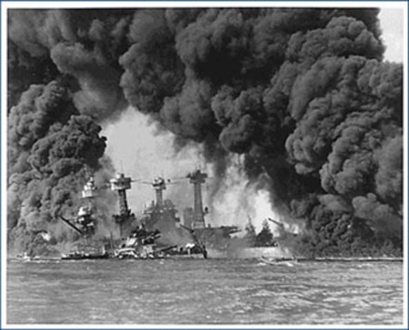 Goal 10: Pearl Harbor