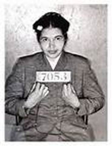 Goal 11: Rosa Parks