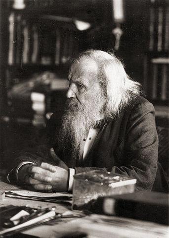 Mendeleev dies