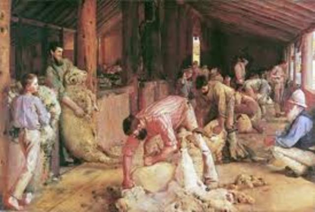 Sheering of the Rams