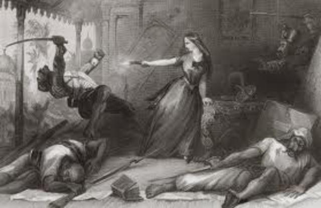 Indian Revolt