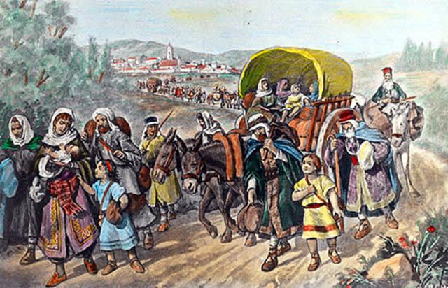 Expulsión de los moriscos