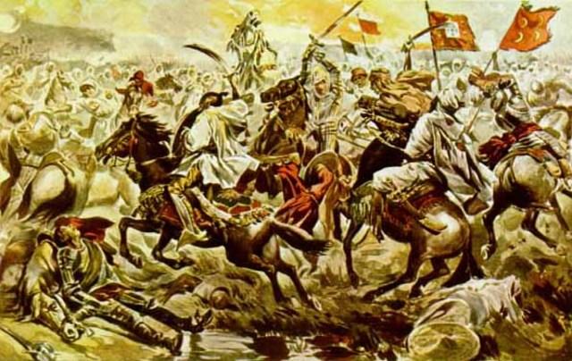 The Battle of Ceuta