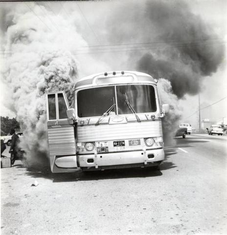 Freedom riders in Alabama