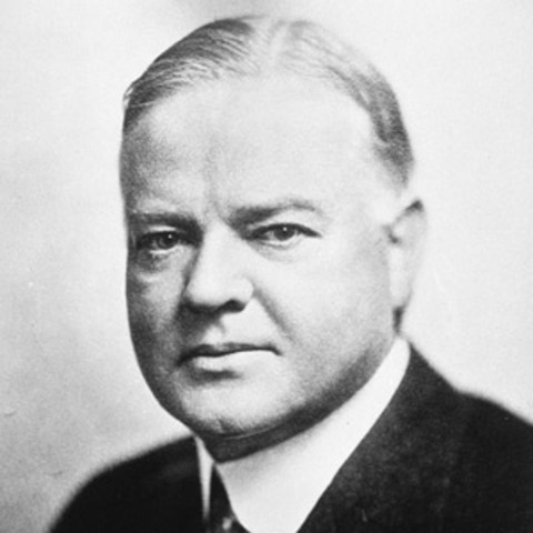 President Herbert C. Hoover