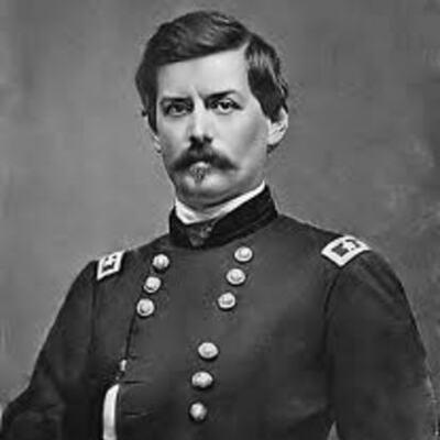 The Life of George B. McClellan timeline