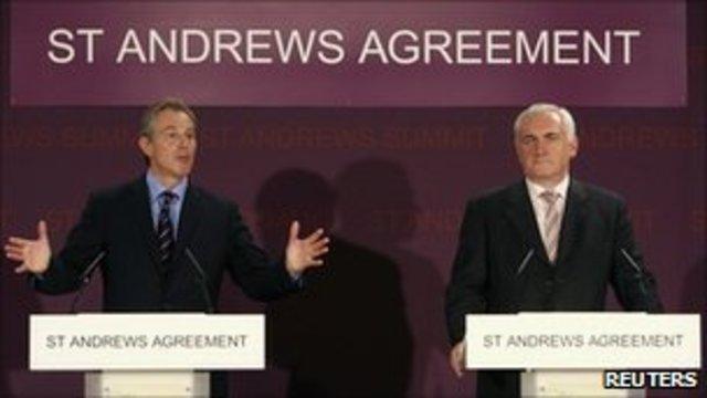 St. Andrew's agreement