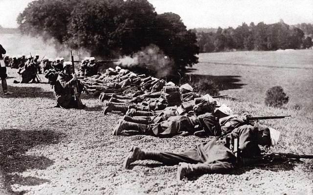 Start battle of Marne