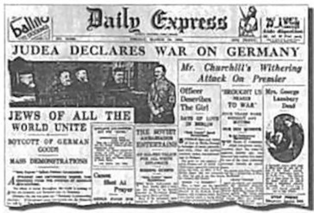 Germany and Russia declared war on each other