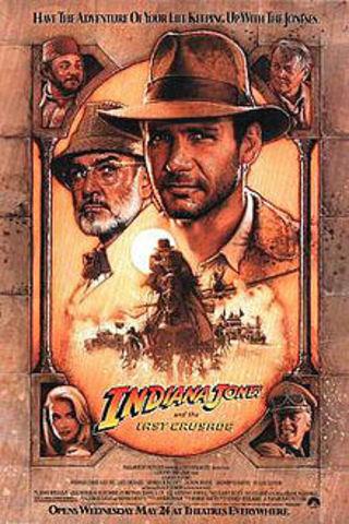 Indiana Jones And The Last Voyage