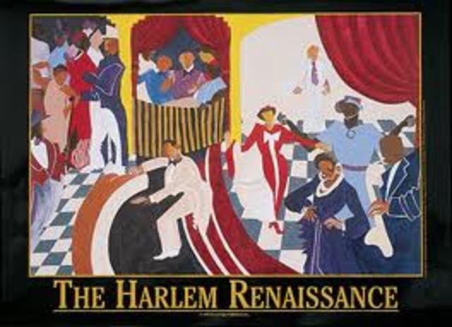 Harlem Renassiance