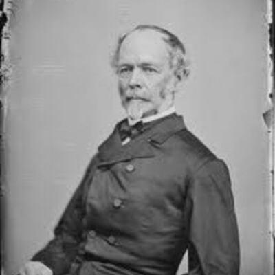 Life of Joseph E. Johnston timeline