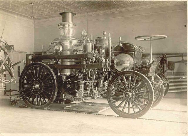 Steam Engine is invented