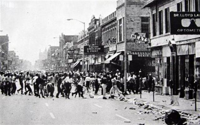 Detroit Riot