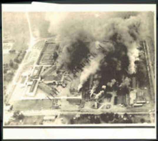Olklahoma State Penitentiary Riot