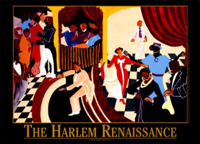 Goal 9 - Harlem Renaissance