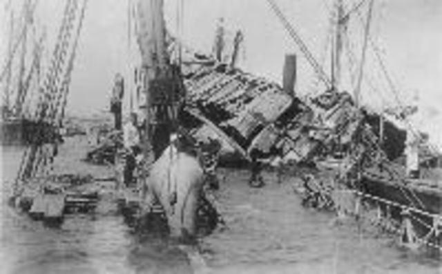Sinking of USS MAine