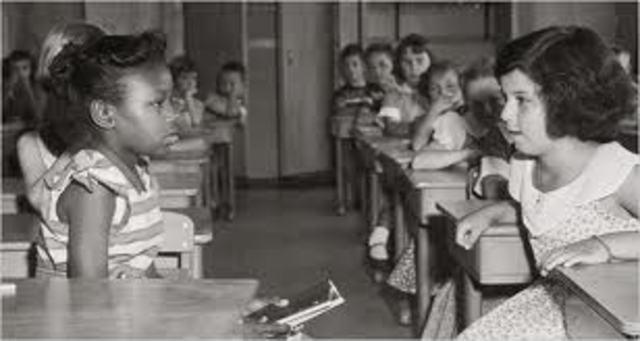 Goal 11 - Brown v. Board of Education