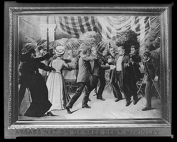 Assasination of President Mckinley
