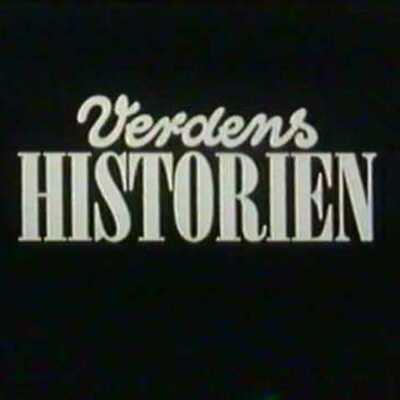 Verdenshistorien i korte træk timeline