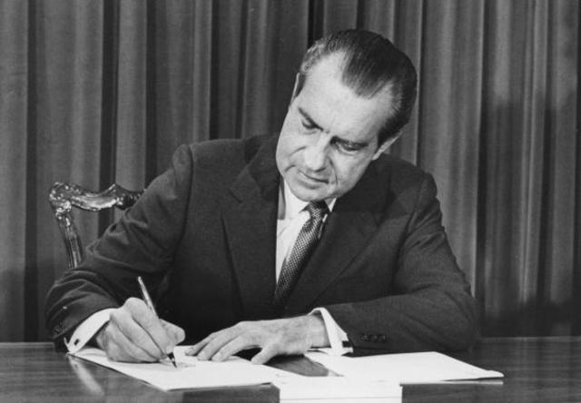 Controlled Substance Act of 1970