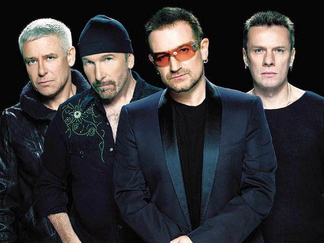 Grupos miticos:U2
