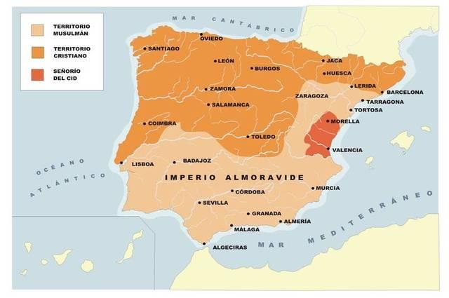 Imperio Almorávides