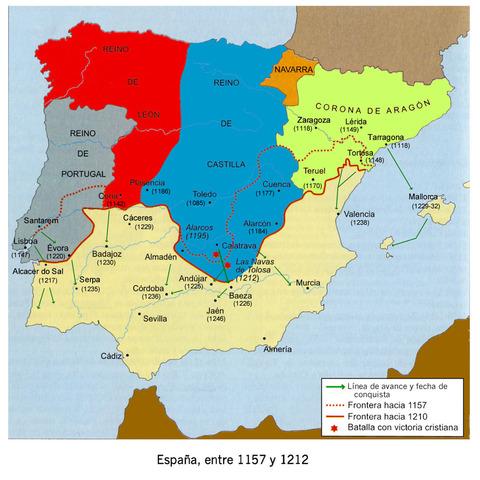 Victoria cristiana en las Navas de Tolosa