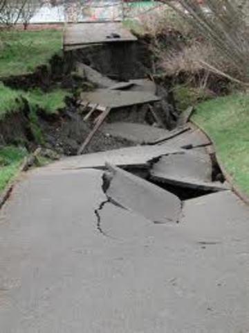 Seattle Earthquake