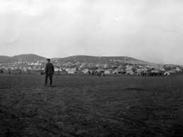Arriving at Lemnos