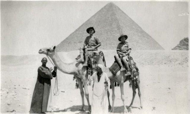 Anzacs leave Egypt
