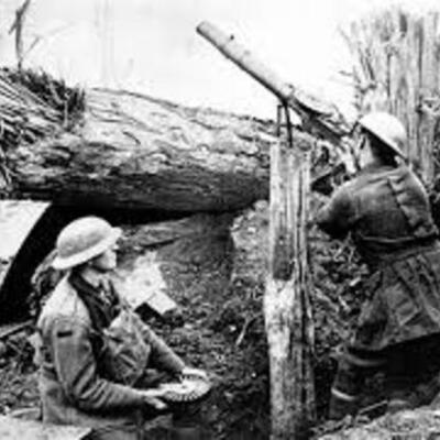 Australian Involvement In World War 1 timeline