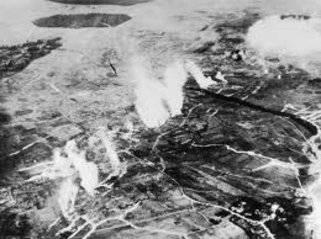 The Start of the Battle of the Somme